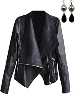 abc3b664d Amazon.com: Under $25 - Leather & Faux Leather / Coats, Jackets ...