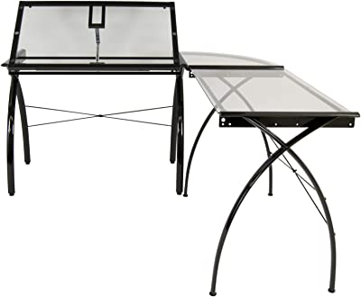Amazon Com Z Line Designs Zl3210 01ldu Vance L Desk