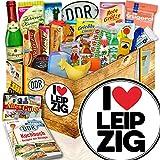 I love Leipzig | Geschenk Leipzig | Ostalgie Geschenkset -