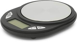 Bredemeijer 191000 Balance électronique, ABS, Noir, 130x100x20mm