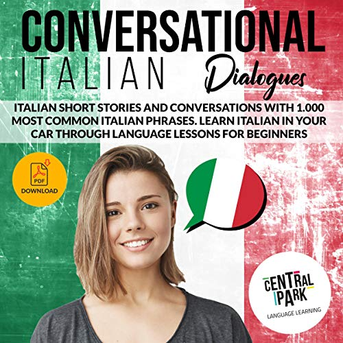 Conversational Italian Dialogues cover art