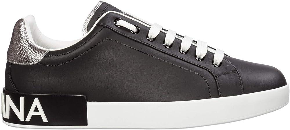 Dolce&gabbana sneakers portofino uomo CS1587AH5278B979