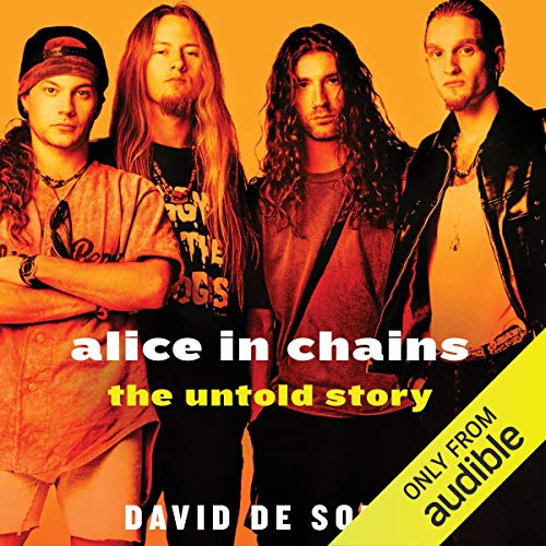 Page de couverture de Alice in Chains