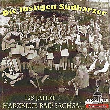 125 Jahre Harzklub Bad Sachsa