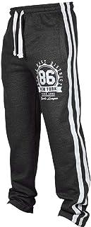 Casual Pantalones para Hombre Moda Loose Fit Pantalón