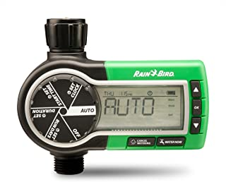 Rain Bird 1ZEHTMR Professional Grade Electronic Digital Hose End Timer/Controller, One..