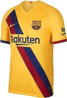 Nike FC Barcelona Away Soccer Men's Jersey 2019-20