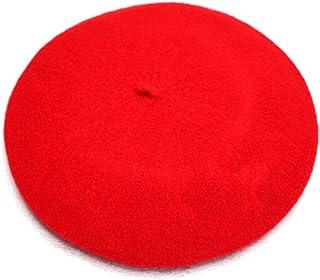 MixColours Beret Hat For Unisex