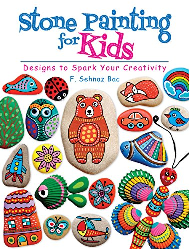 Stone-Painting-for-Kids-Designs-to-Spark-Your-Creativity