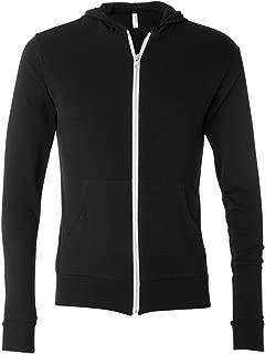 Best bella + canvas unisex triblend full-zip lightweight hoodie Reviews