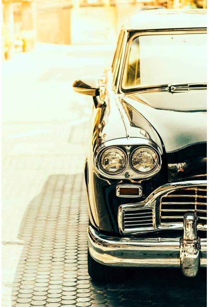 ArtzFolio Photo 情熱セール of Vintage Light Lamp 贈り物 Peel Wal Car Vinyl Stick