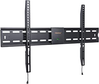 """VideoSecu Ultra Slim Low Profile TV Wall Mount Bracket for Most 32"""" - 60"""" LCD LED Plasma LED HDTV TV with VESA 200x100 to ..."""