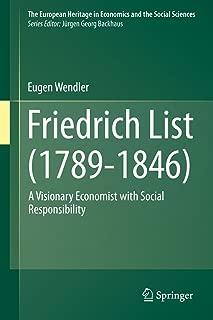 Best friedrich list 1789 1846 Reviews