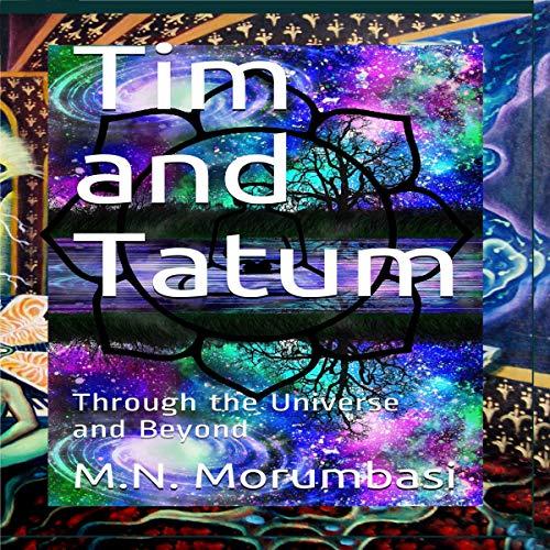 Tim and Tatum audiobook cover art