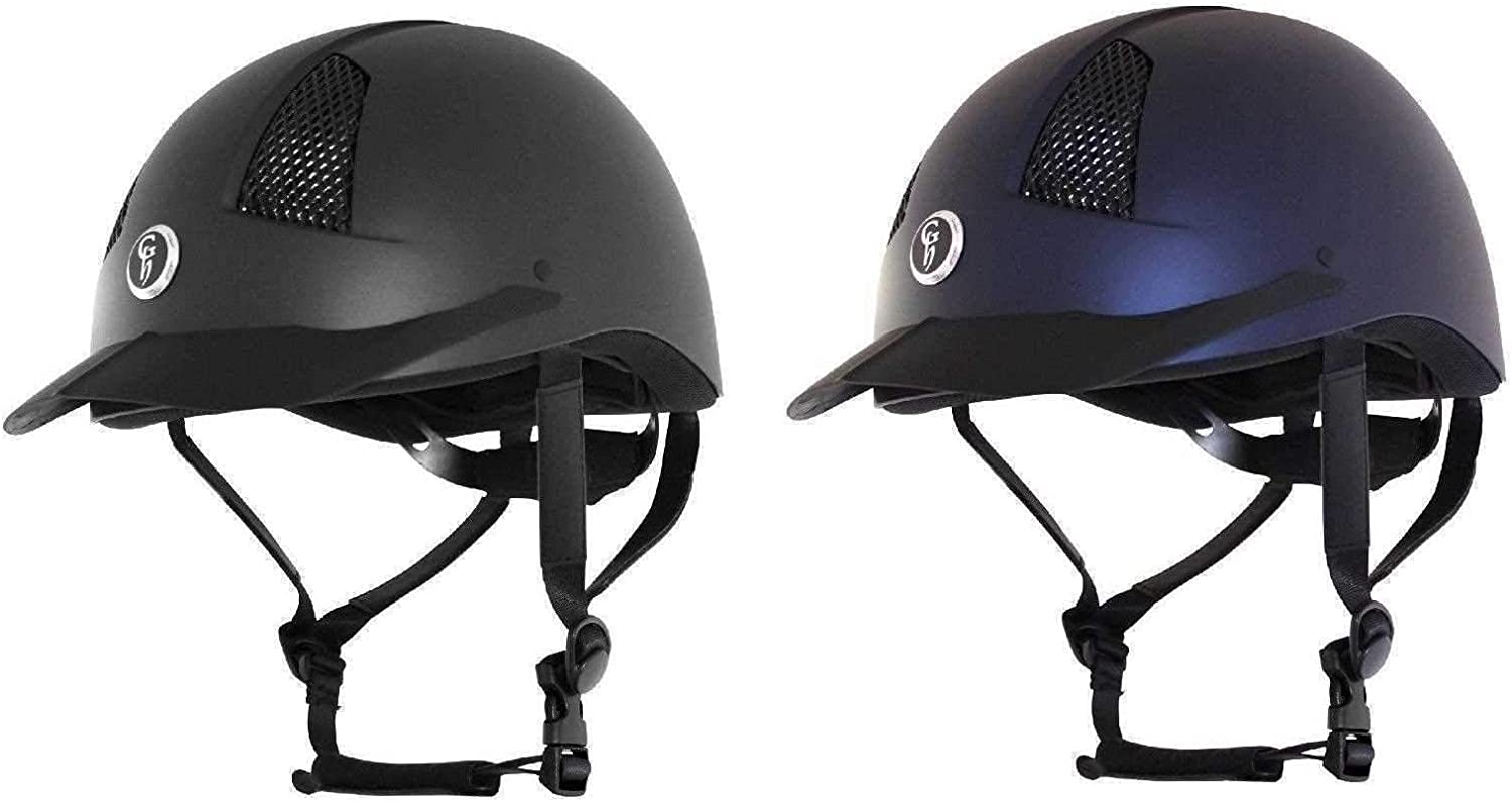 Gatehouse Air Rider Mark II Riding Hat Hat Hat Small schwarz matt B016CD1RIM  Mode-Muster 6cda99