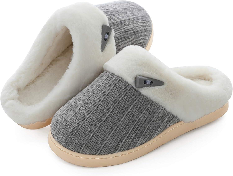 DRSLPAR Women's Comfort House Slippers Bed Warm Memory cheap Foam Cozy Ranking TOP11