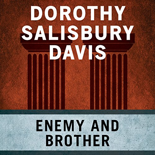 Enemy and Brother audiobook cover art