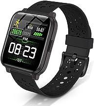 TIANYOU Full Touchscreen Smart Horloge Mannen Ip68 Waterdicht 30 Dagen Standby Hartslagmeter Smart Horloge voor Android iO...