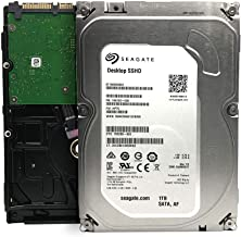 Seagate ST1000DX001 1TB SATA 6Gb/s 64MB Cache 3.5-Inch Internal Desktop SSHD Hard Drive - 5 Years Warranty