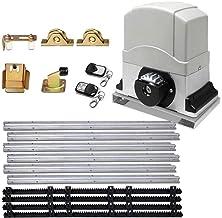 1200KG Sliding Gate Opener Automatic Motor Remote Hardware Accessories Kit