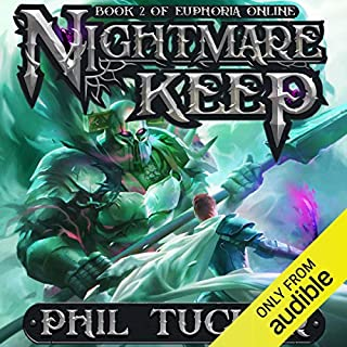Nightmare Keep                   By:                                                                                                                                 Phil Tucker                               Narrated by:                                                                                                                                 Vikas Adam                      Length: 8 hrs and 51 mins     349 ratings     Overall 4.7