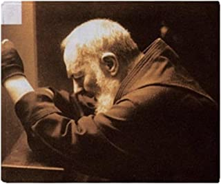 CafePress Padre Pio Soft Fleece Throw Blanket, 50