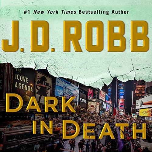 Dark in Death audiobook cover art