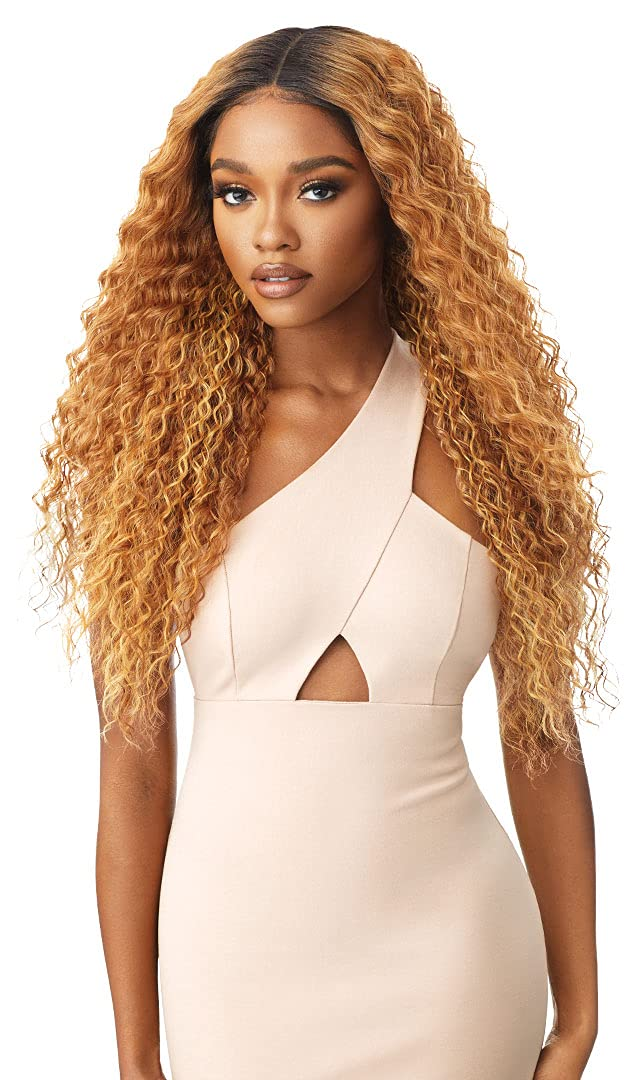 Outre Melted Hairline Super sale period limited Lace Front quality assurance Red Frontal Wig Effect