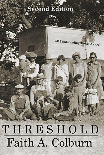 Book: Threshold - A Memoir by Faith Ann Colburn