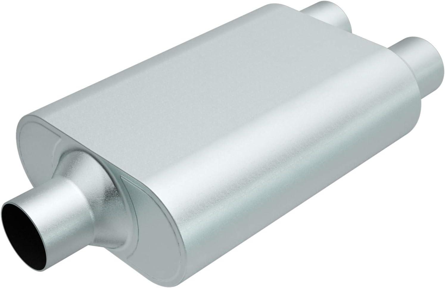 MagnaFlow R25422 Exhaust Muffler (RUMBLE 13X4.25X9.5 2.5/2.25 C/