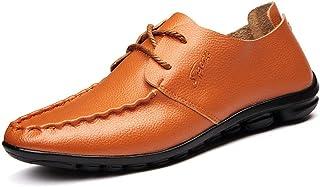 MSVBS Zapatos Boda Moda Moda Masculina Europea Y Americana, Versátil, Cómoda, Tendencia De Negocios, Zapatos Casuales con Fondo Suave.