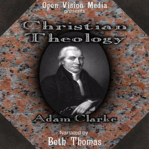 Christian Theology audiobook cover art