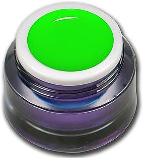Premium Neon Verde UV Gel 5ml farbgel Colorgel uñas diseño RM beautynails