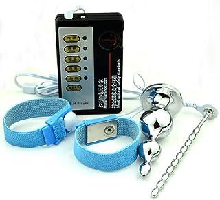 Electroestimulador Electroanillos y electroestimulación muscular - rehabilitación, masajes, cuidado de fisioterapia, sin batería