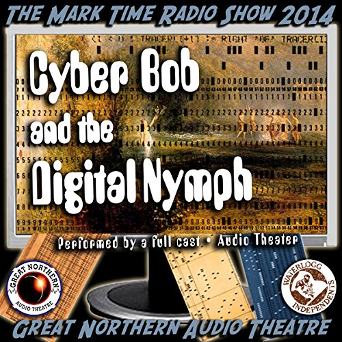 Cyber Bob and the Digital Nymph copertina