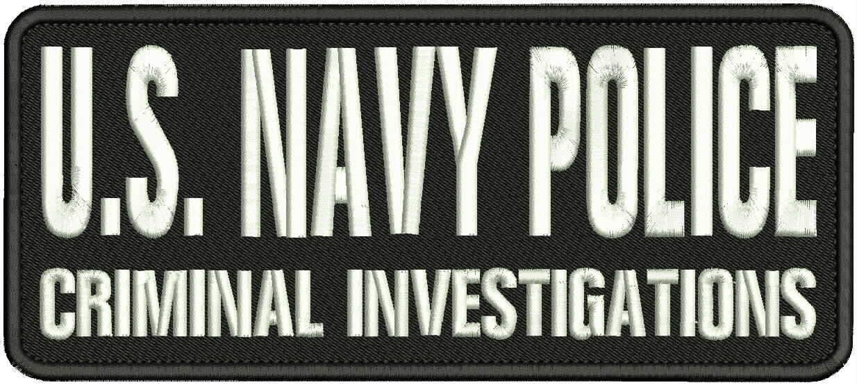 Embroidered Patch - Patches for Women I Max 41% OFF Police All items free shipping C Man U.S. Navy