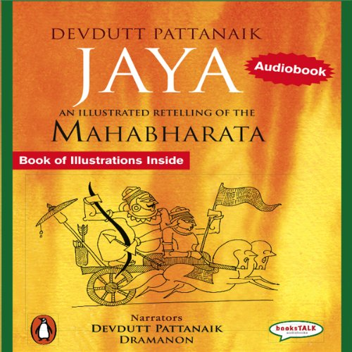 Jaya audiobook cover art
