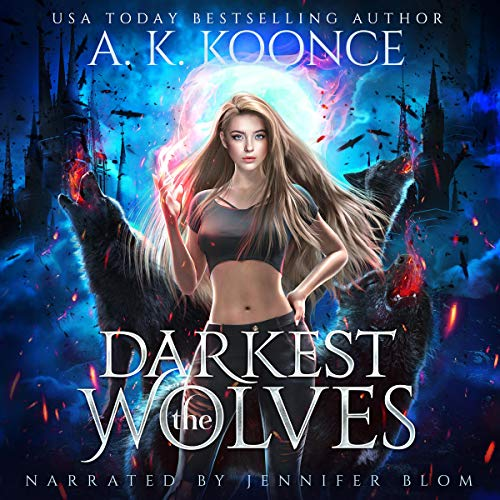 The Darkest Wolves cover art