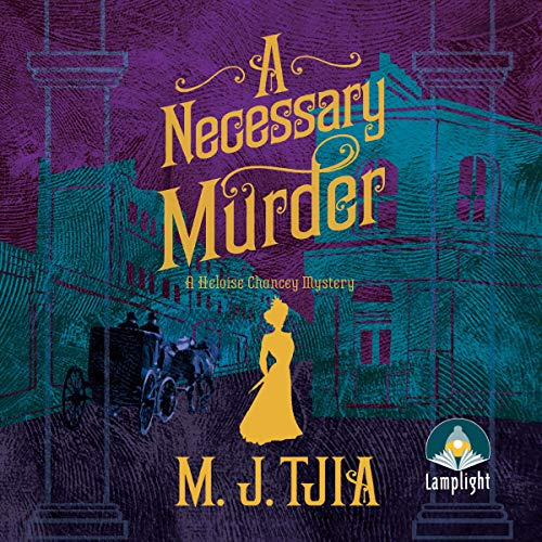 A Necessary Murder audiobook cover art