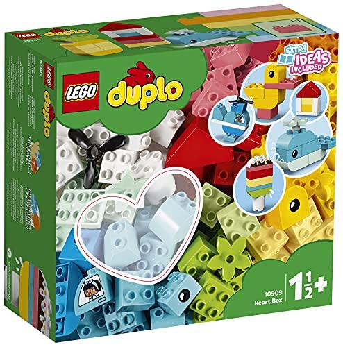 LEGO10909DuploClassicCajadelCorazónJuguetedeConstrucción,Actividades�...