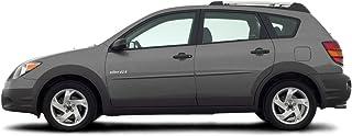2004 Pontiac Vibe GT, 4-Door Hatchback, Shadow Charcoal