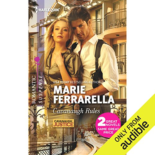 Cavanaugh Rules                   By:                                                                                                                                 Marie Ferrarella                               Narrated by:                                                                                                                                 Ann Cavanaugh                      Length: 5 hrs and 59 mins     6 ratings     Overall 3.7