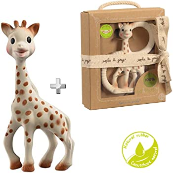 Vulli Fresh Touch Sophie die Giraffe Bei/ßring