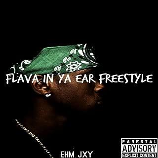 flava in ya ear freestyle