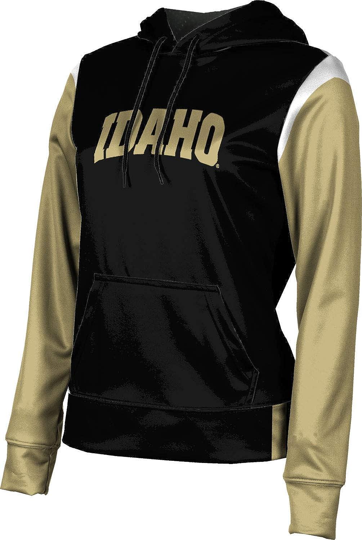 University of Idaho Girls' Pullover Hoodie, School Spirit Sweatshirt (Tailgate)