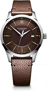 Watch Swiss Army Men's Alliance Watch Quartz Mineral Crystal 241805 241805