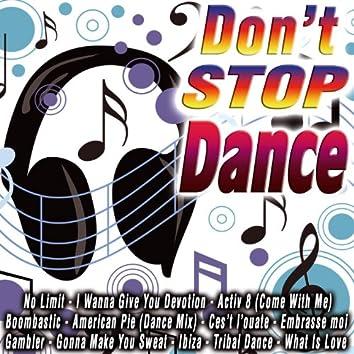 Don't Stop Dance