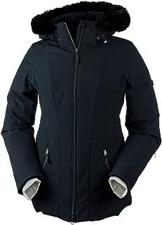 Obermeyer Siren Faux Fur Insulated Ski Jacket Womens