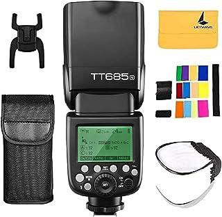 Godox TT685N TTL HSS 1/8000s GN60 2.4G Wireless Blitz Blitzlicht Blitzgerät Speedlite für Nikon