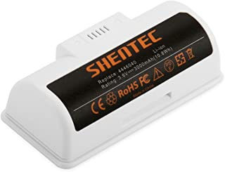 Shentec 3.6V 3000mAh Replacement Battery Compatible with iRobot Braava Jet 240 Floor Mopping Robots, Li-ion 3.6V Battery